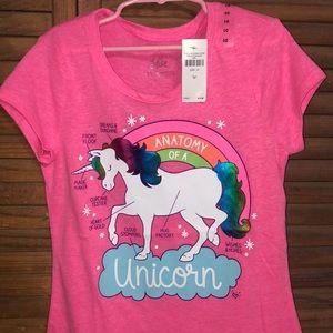 Justice Unicorn Top